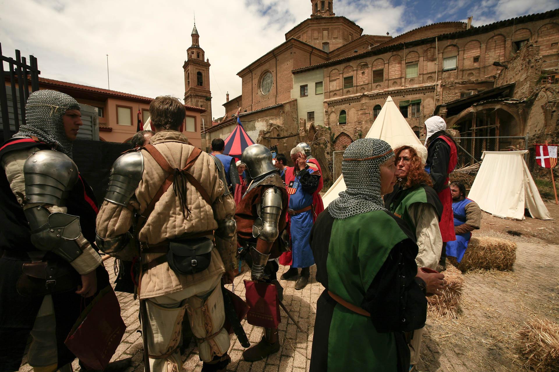 Representación Medieval, Calatayud