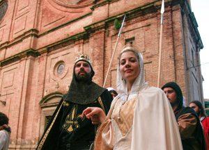 Representación Teatral, Las Alfonsadas, Calatayud