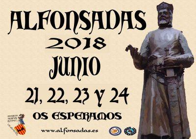 Fechas Alfonsadas 2018
